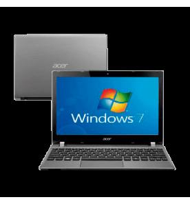 Notebook Acer V5-171-6417 Intel Core i3-2367M - RAM 4GB - HD 500GB - 11.6'' Windows 7 Home Basic