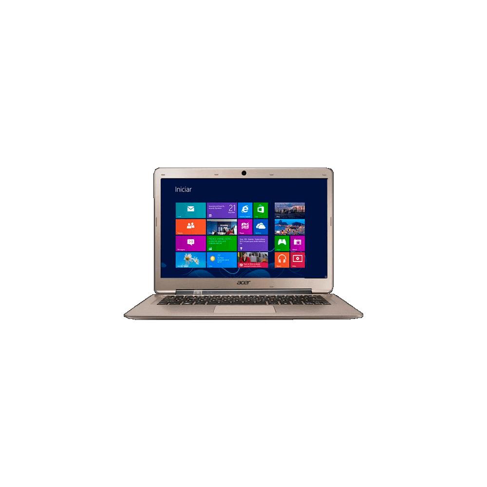 "Ultrabook Acer S3-391-6441 - Intel Core i5-3317U - RAM 4GB - HD 320GB - LED 13.3"" Windows 8"