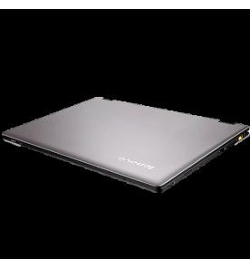 "Notebook Lenovo IdeaPad Yoga 11S Prata - Intel Core 7 - 8GB - 128GB HD - Tela LED 11,6""- Windows 8"