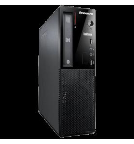Computador Lenovo ThinkCentre E73 - Intel Core i7-4770S - RAM 4GB - HD 500GB - Preto - Windows 8 Pro