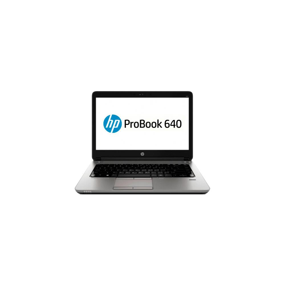 "Notebook HP ProBook 640 G1 - Intel Core i5-4300M - RAM 4GB - HD 500GB - LED 14"" - Windows 8 Pro"