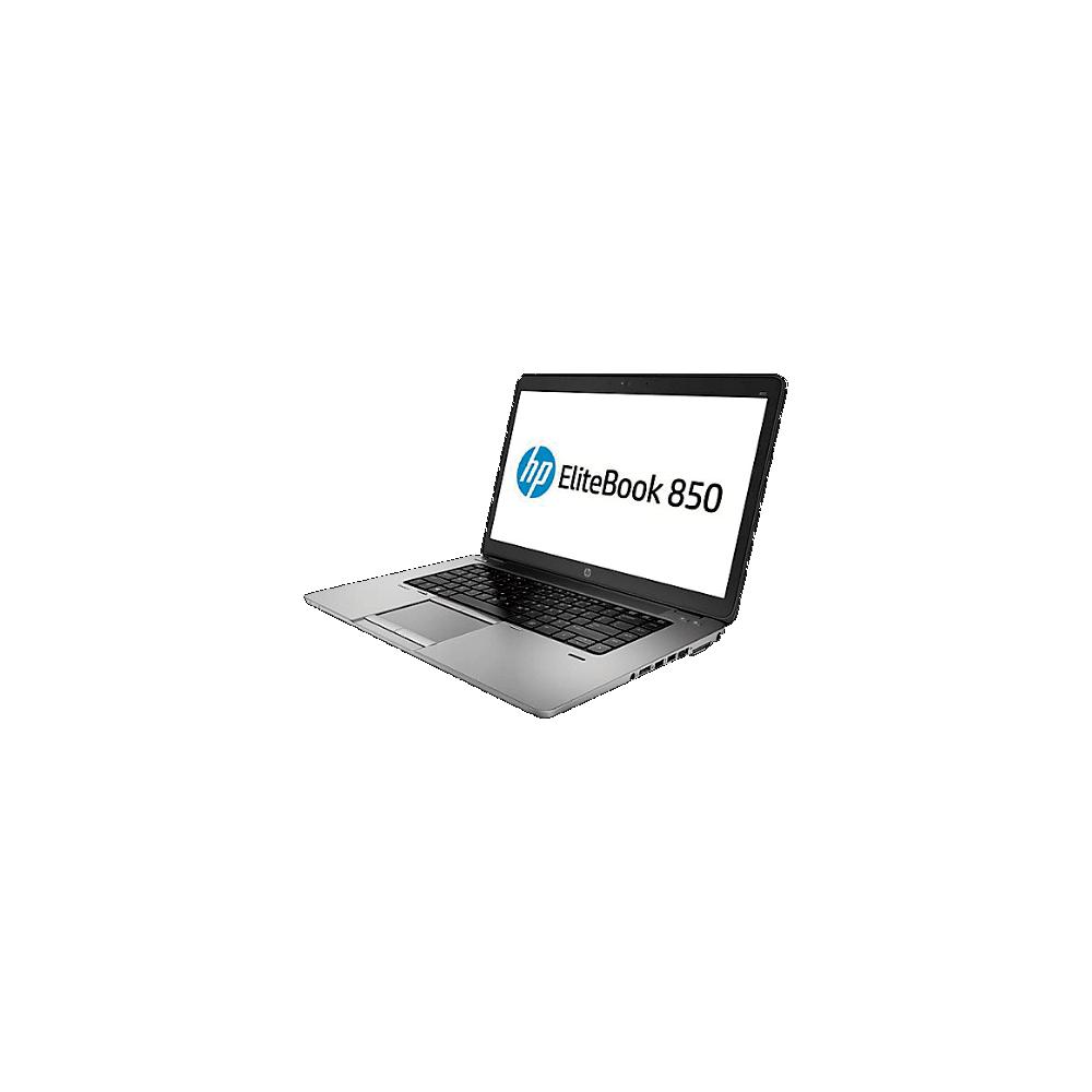 "Notebook HP EliteBook 850 G2 - Intel Core i5-5300U - RAM 8GB - HD 500GB - LED 15.6"" - Windows 8"