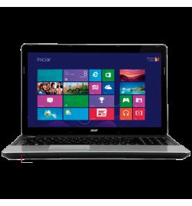"Notebook Acer E1-571-6680 - Intel Core i3-3110M - RAM 4GB - HD 500GB - Tela 15.6"" - Windows 8"