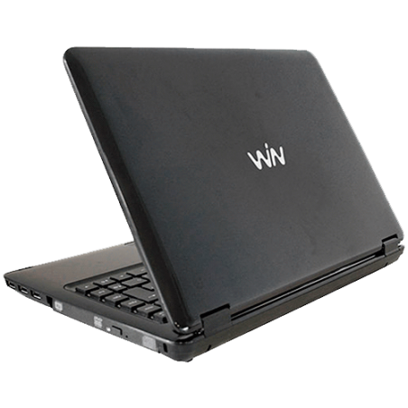 Notebook CCE Win T35L+ - Intel Core i3-330M - RAM 3GB - HD 500GB - Linux - Preto
