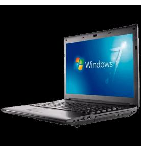 "Notebook CCE Iron 745B+ - Intel Core i7-2630QM - RAM 4GB - HD 500GB - LED 14"" - Windows 7 Home Basic"