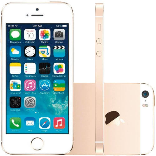 iPhone 5s 32GB Dourado
