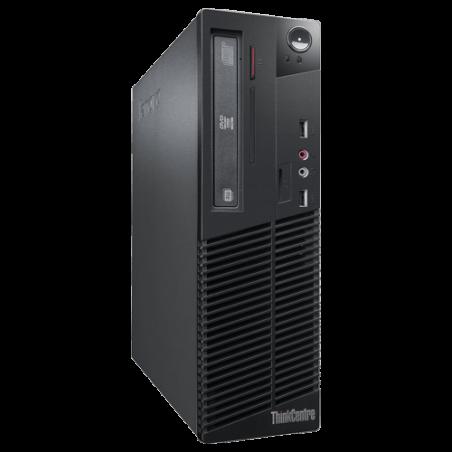 Computador Lenovo ThinkCentre G71 - Intel Pentium G630 - RAM 2GB - HD 500GB - Preto - Linux