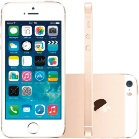 iPhone 5s de 64GB Dourado