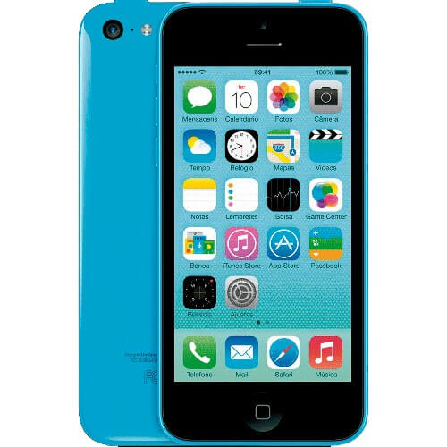 iPhone 5C 8GB Azul