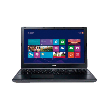 "Notebook Acer E1-532-2_BR877 - Intel CM2955U - RAM 2GB - HD 320GB - LED 15.6"" - Windows 8"