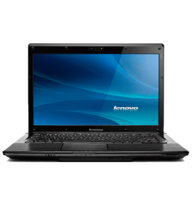 "Notebook Lenovo G460-59304024 - Intel Core i3-370M - HD 320GB - RAM 2GB - LED 14"" - Windows 7 Home Basic"