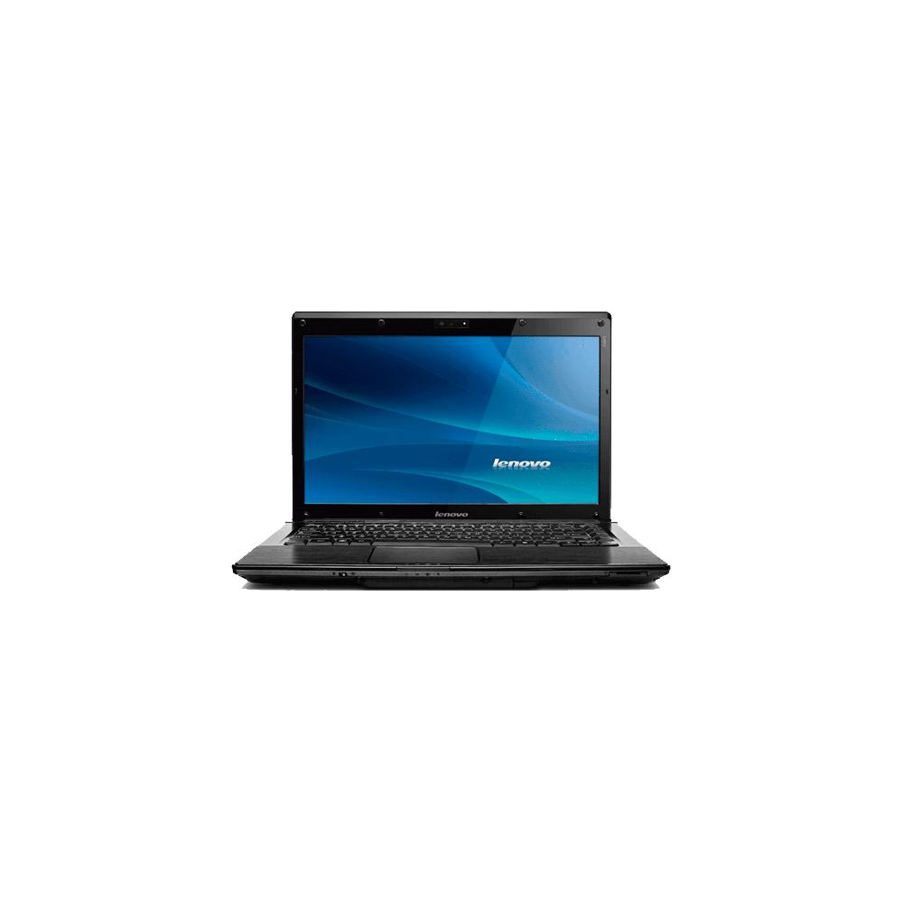 "Notebook Lenovo G460-59304024 - Intel Core i3-370M - HD 320GB - RAM 2GB - LED 14"" - Windows 7 Home Basic"