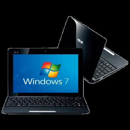 Netbook Asus 1015BX-BLK245S - AMD Fusion C-60 Dual Core - RAM 2GB - HD 320GB - Tela LED de 10.1'' - Windows 7 Starter