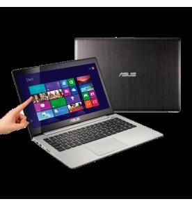Ultrabook Vivobook Asus S400CA-CA077H - Intel Core i5-3317U - HD 500GB - RAM 4GB - LED de 14'' Touchscreen - Windows 8