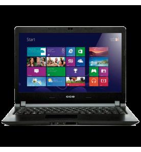 "Notebook CCE Ultrafino N341 Preto - Intel Core i3-3217U - HD 1TB - RAM 4GB - LED 14"" - Windows 8"
