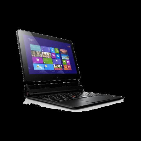 "Ultrabook Lenovo HELIX 2 em 1 Preto - HELIX-37017B5 - Intel Core i5-3337U - SSD 128GB - RAM 4GB - LED 11.6"" Touch - Windows 8"