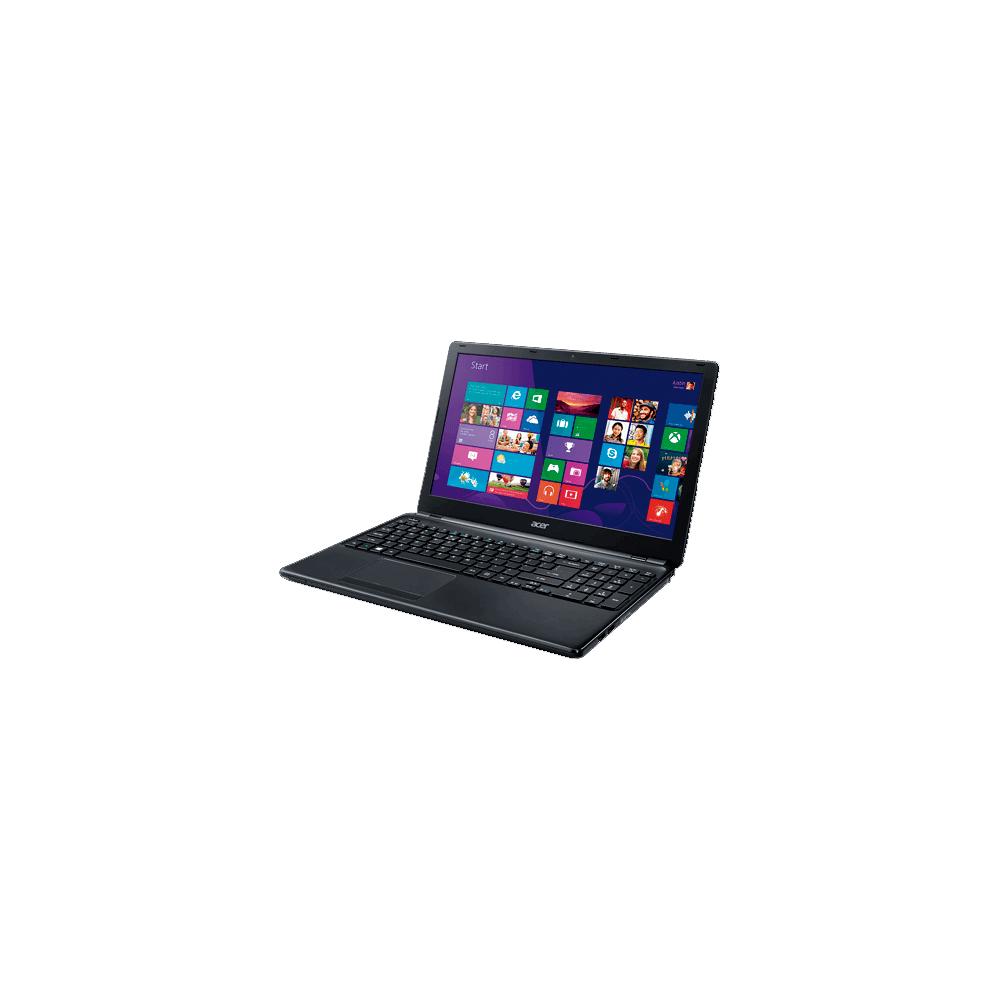 "Notebook Acer E1-522-3-BR415 Preto - AMD-E12500BBR - 2GB RAM - 500GB HD - Windows 8 - Tela LED 15.6"""