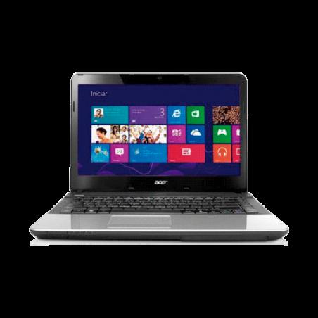 Notebook Acer E1-421-0622 - 14''- Dual Core AMD E1-1200 - Ram 2GB - HD 500GB - Windows 8