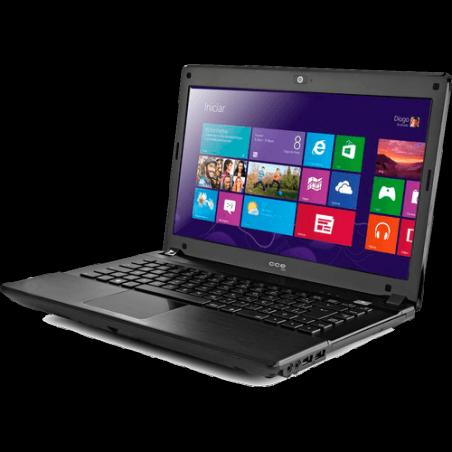 "Notebook CCE X345E - Intel Core i3-2310M - RAM 4GB - HD 500GB - LED 14"" - Windows 8"