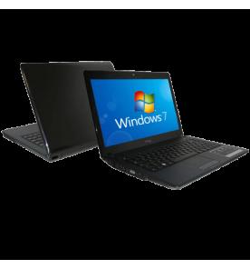 "Notebook CCE Win T45P - Intel Core i3-330M - RAM 4GB - HD 500GB - Tela 14"" - Windows 7 Home Premium - Preto"