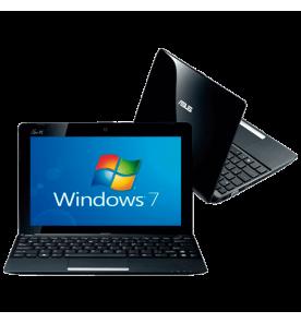 "Netbook Asus 1015BX-RED002B - AMD C60 - RAM 2GB - HD 500GB - 10.1"" - Windows 7 Starter"