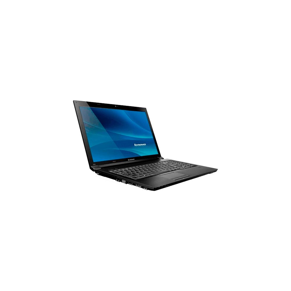 "Notebook Lenovo G460-59320883 - Intel Core i5-540M - HD 500GB - RAM 4GB - LED 14"" - Windows 7 Home Basic"