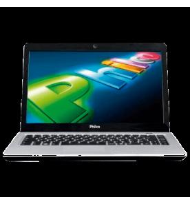 "Notebook Slimbook Philco 14G-R144WB - Rosa - Intel Atom Dual Core-D2500 - HD 500GB - 4GB RAM - 14""LED - Windows 7"