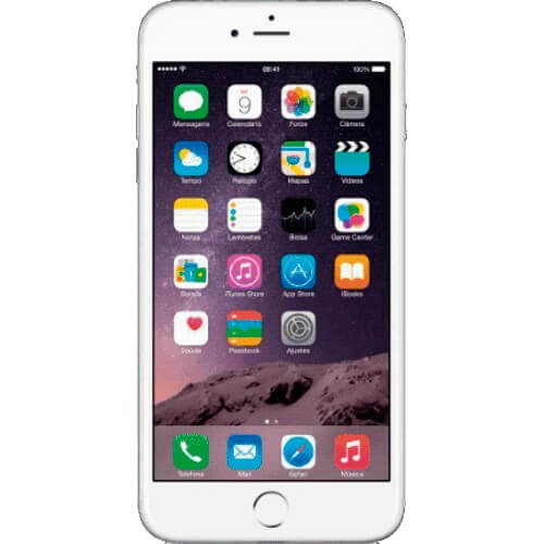 iPhone 6 128GB Prata