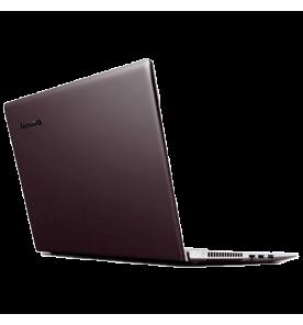 "Notebook Lenovo Ideapad S400 Touchscreen - 4GB RAM - 500GB HD -Intel Celeron-1007U - Tela LED 14"" - Windows 8"