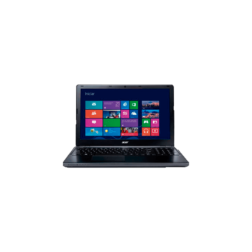 Notebook Acer E1-572-6_BR448 - LED 15.6'' - Intel Core i3-4010U - RAM 4GB - HD 500GB - Windows 8