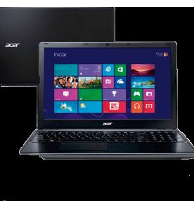 Notebook Acer E1-532-2493 - LED 15.6'' - Intel Celeron 2955U Dual Core - RAM 2GB - HD 320GB - Windows 8