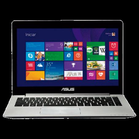 "Notebook Asus S400CA-CA177H - Intel Core i3 - HD 500GB - RAM 4GB - LED 14"" - Touchscreen - windows 8"