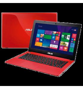 "Notebook Asus X550CA-BRA-XX1027H Vermelho - Intel Core i3-2377M - RAM 4GB - HD 500GB - LED 15.6"" - Windows 8"