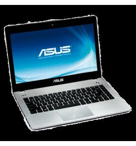 "Notebook Asus N46VM-V3080Q - RAM 8GB - HD 750GB - Intel Core i7-3610QM - LED 14""  - Windows 7 Home Basic"