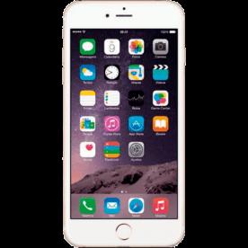 """iPhone 6 Plus original Apple na cor Dourado com tela retina HD de 5.5"""", armazenamento interno de 16GB, conexões móveis 4G LTE, Wi-Fi e Bluetooth. Câmera traseira iSight de 8MP e FaceTime HD de..."""