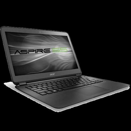 "Ultrabook Acer S5-391-6600 - Intel Core i5-3317U - RAM 4GB - SSD 128GB - LED 13.3"" - Windows 7 Home Basic"