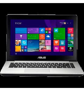 "Notebook Asus Vivobook S451LA-CA047H - Touchscreen - Intel Core i7-4500U - RAM 8GB -  HD 500GB - Tela 14"" - Windows 8"