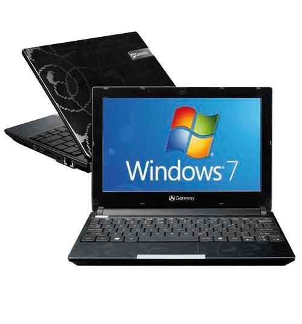 "Netbook Acer LT2304P - Intel Atom N450 - RAM 2GB - HD 250GB - Tela 10.1"" - Windows 7 Starter"