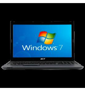 "Notebook Acer AS5250-0465 - AMD E-300 - RAM 3GB - HD 500GB - Tela 15.6"" - Windows 7"