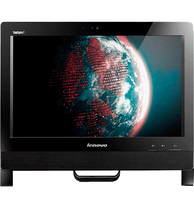 Computador Lenovo Think Centre E72Z - Intel core i3-3320 - 4GB - 320GB - Preto - Intel HD Graphics - Windows 7 Professional