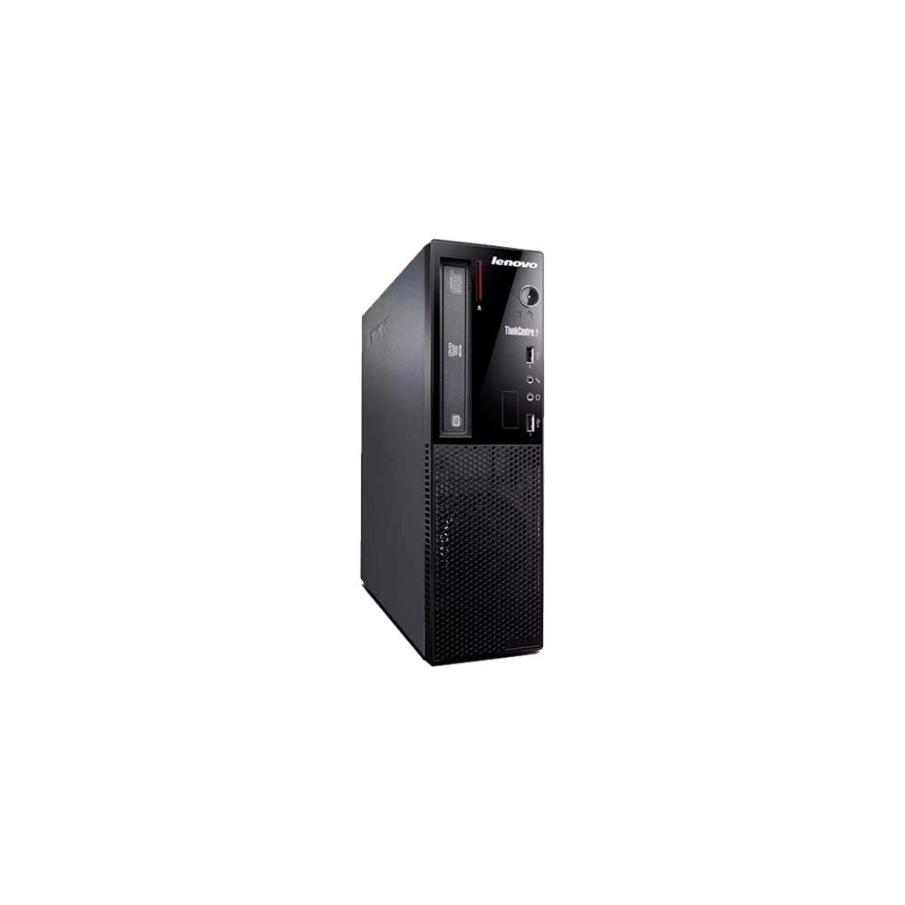Computador Desktop Lenovo ThinkCentre Edge E72-3497AGP - RAM 4GB - HD 500GB - Intel Core i3-2120 - Windows 7 Professional