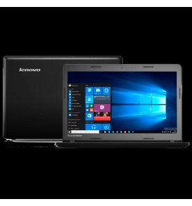 """Notebook Lenovo 80R7004VBR Preto - Intel Dual Core - RAM 4GB - HD 500GB - Tela 14"""" - Windows 10"""