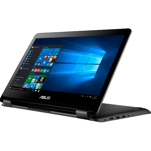 "Notebook Asus 2 em 1 TP301UA-DW254T - Preto - Intel Core i5-6200U - RAM 6GB - HD 1TB - Tela 13.3"" - Windows 10"