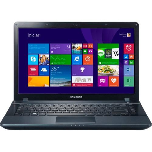 "Notebook Samsung ATIV BOOK 2 NP275E4E-KD2BR - Dual Core - RAM 4GB - HD 500GB - Tela 15.6"" - Windows 8"