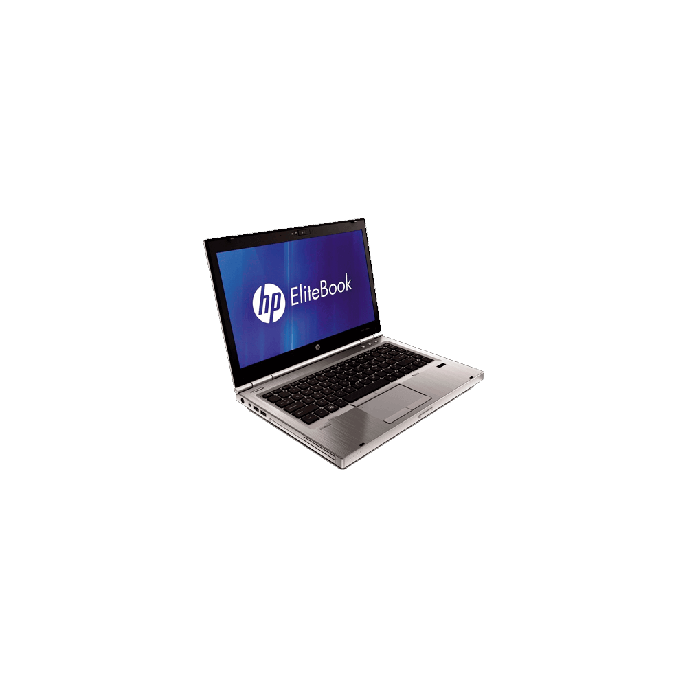 "Notebook HP Elitebook 8460P - Prata - Intel Core i5-2520M - RAM 4GB - HD 250GB - Tela 14"" - Windows 10"