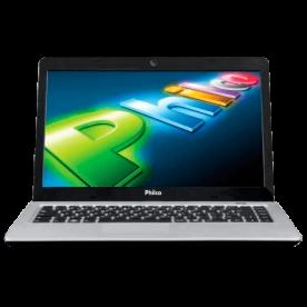 "Notebook Philco Slimbook 14I2-R723W8SL-3D - RAM 2GB - HD 320GB - AMD BRAZOS - Windows 8 - Tela 14"" - Rosa"