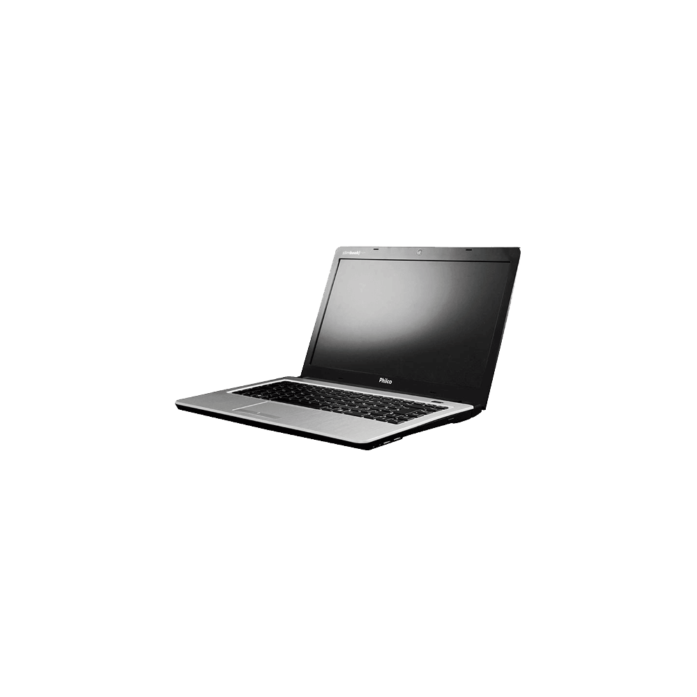 "Notebook Philco Slimbook 14G-L124WS - HD 500GB - Intel Dual Core - Tela 14"" - RAM 2GB - Windows 7 Starter - Lilás"
