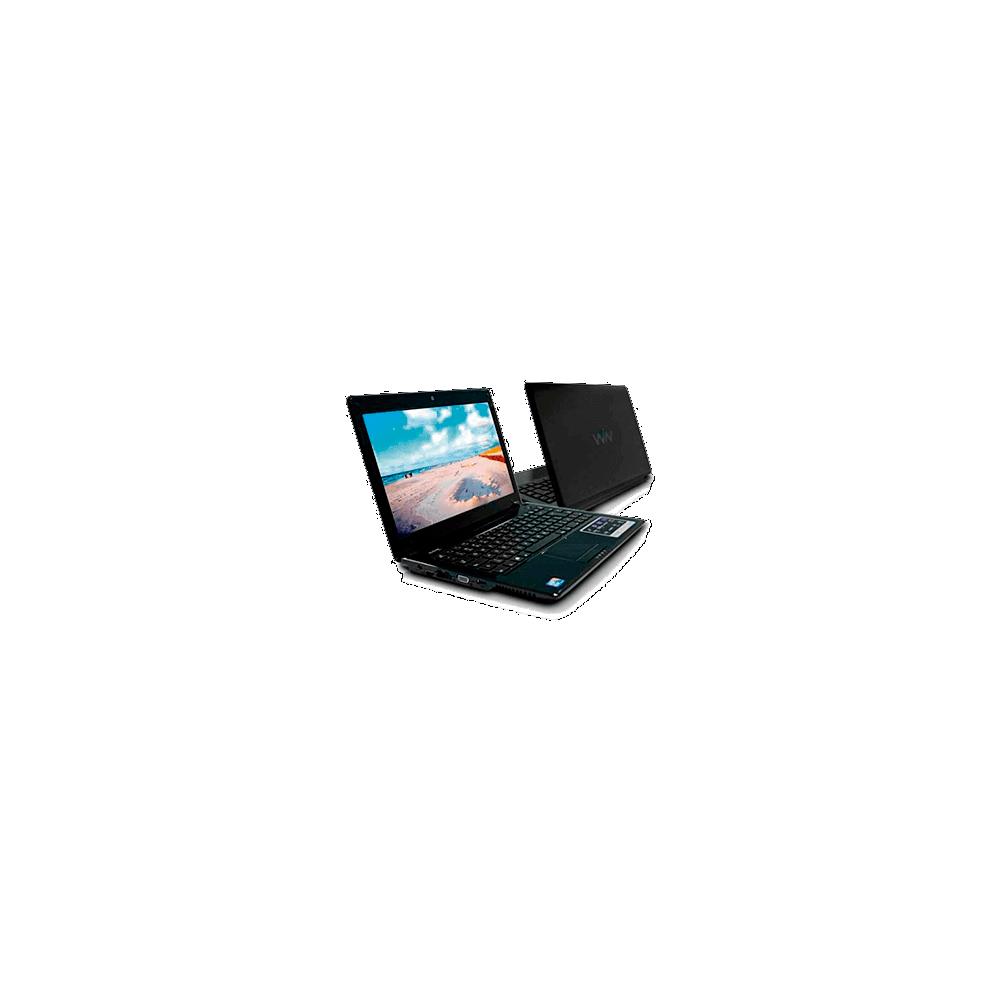 "Notebook CCE WIN D535B+ - Intel Core i5-450M - HD 500GB - RAM 3GB - Tela 14"" - Windows 7 Home Basic"