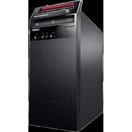 Computador Desktop Lenovo G71 SFF - Intel Core i3-2120 - 4GB - HD 500GB - Preto - Microsoft Windows 7 Professional
