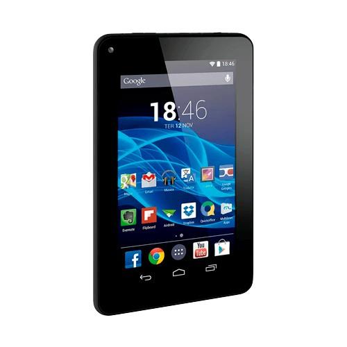 "Tablet Multilaser M7S NB196 - Armazenamento 8GB - Dual Core - Tela 7"" - Wi-Fi - Android 4.2"